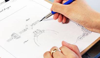 新潟の婚約指輪・エンゲージリングのオーダーメイドブランド