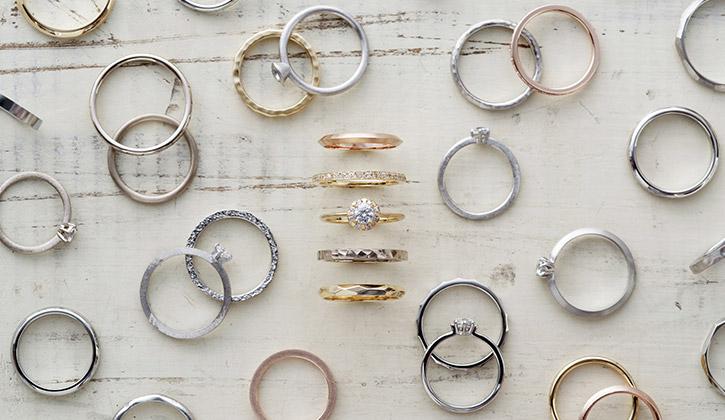 10万円以下から揃う安くておしゃれな結婚指輪と婚約指輪
