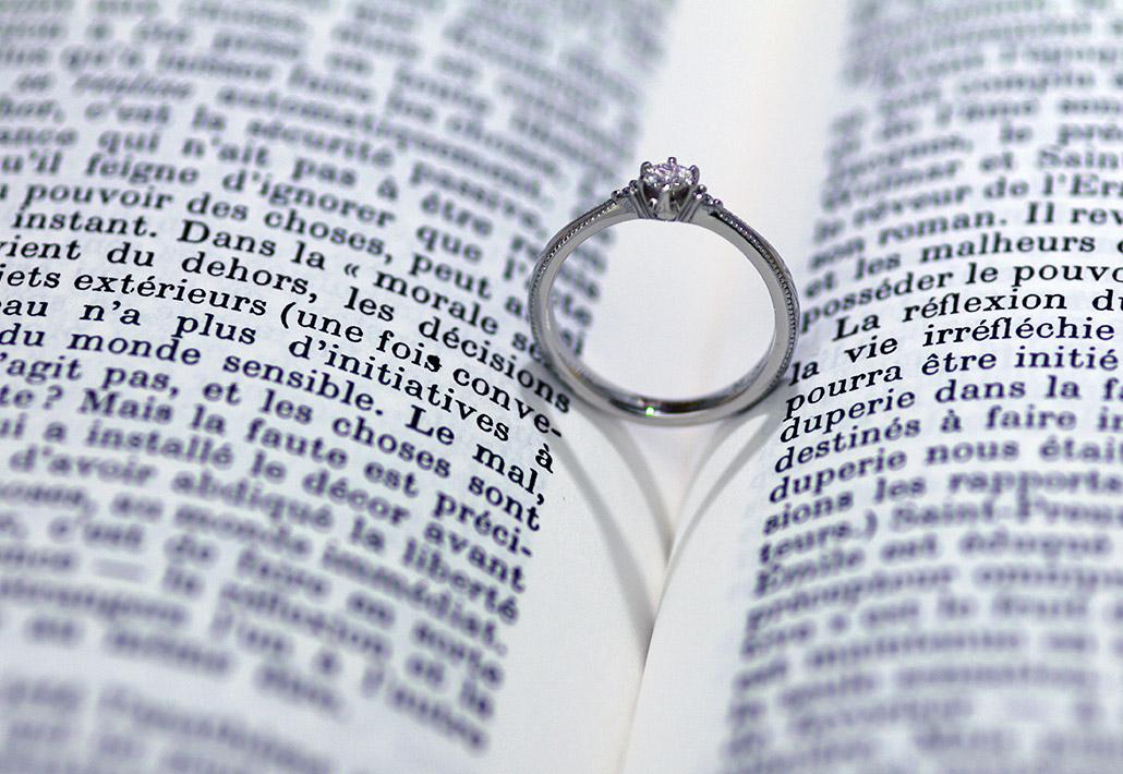 婚約指輪・エンゲージ