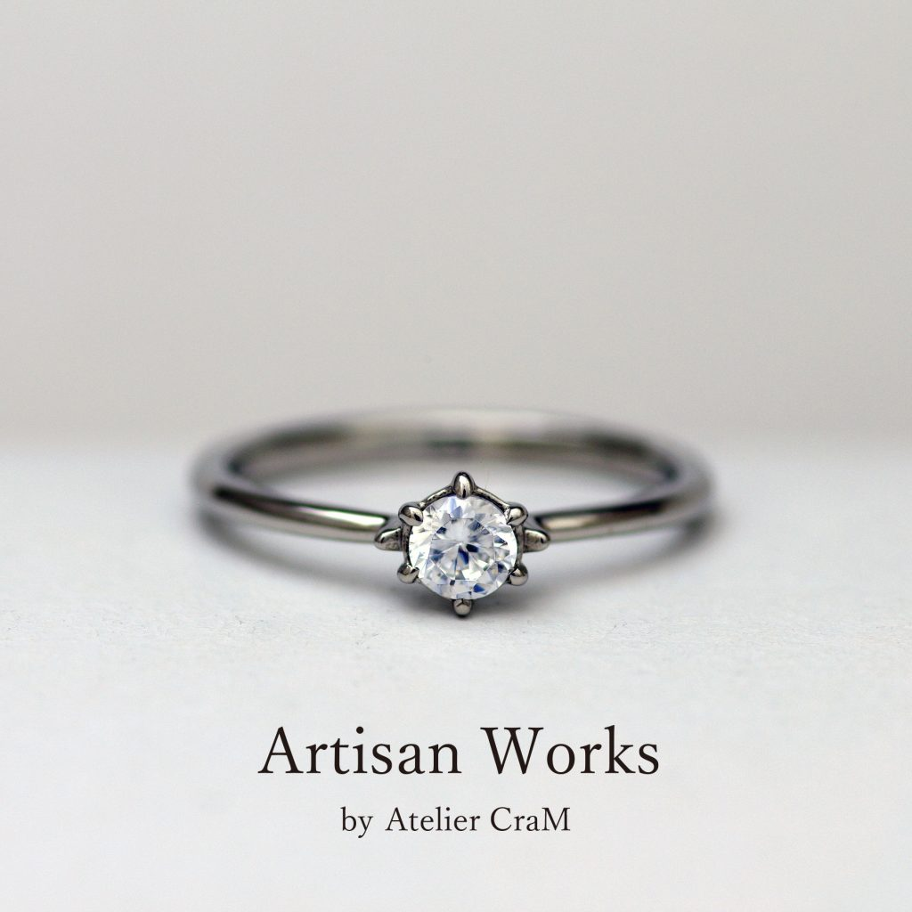 新潟の婚約指輪
