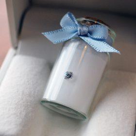 プロポーズやサプライズプレゼントにおすすめのダイヤモンドの粒(ルース)
