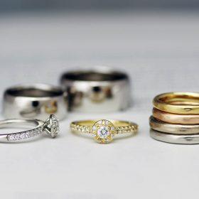 結婚指輪と婚約指輪のセミオーダーブランド新作発表