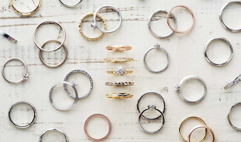 結婚指輪・婚約指輪のオーダーメイドブランド・アトリエクラムのセミオーダーブランドの紹介