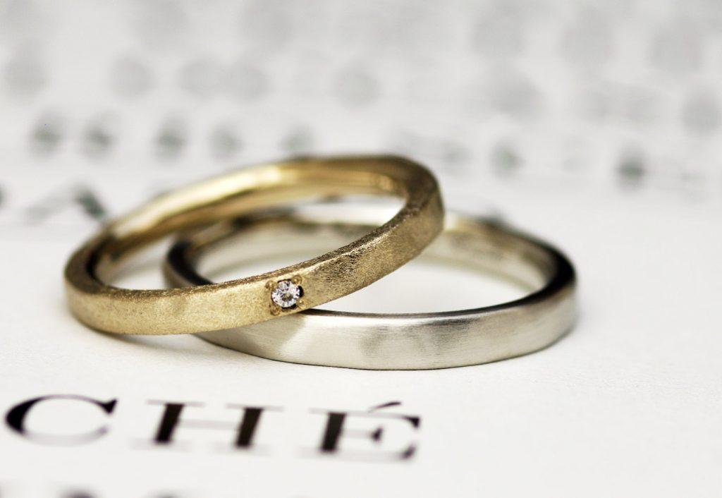結婚指輪をできるだけ安く買う方法のひとつオーダーの結婚指輪