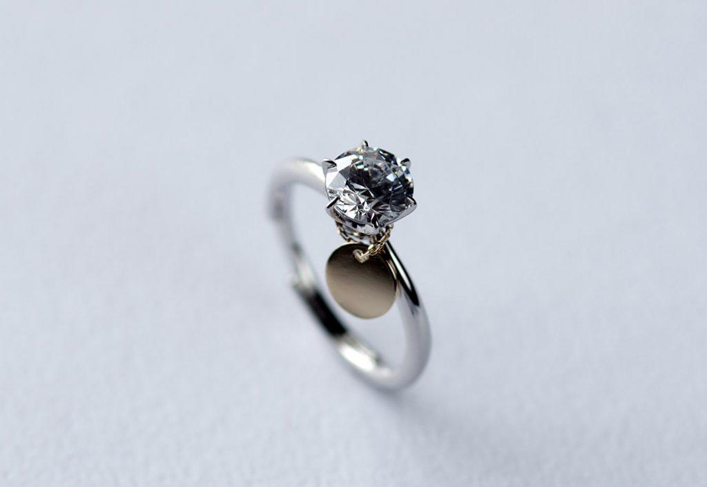 プロポーズリング・婚約指輪
