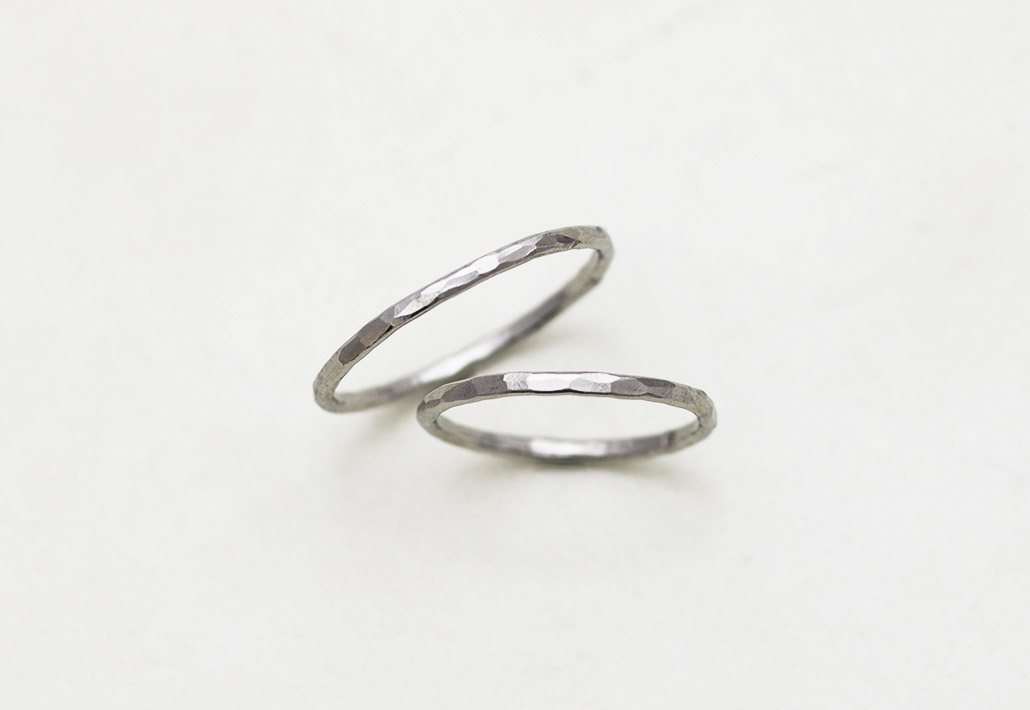 2本で5万円以下の結婚指輪