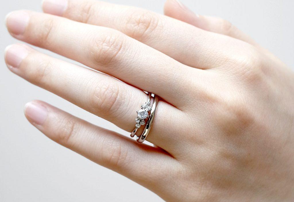 新潟の結婚指輪と婚約指輪