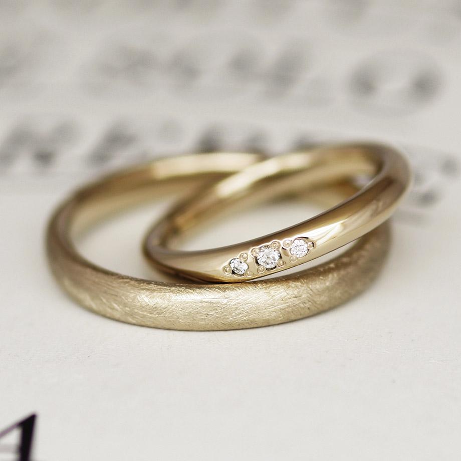自宅で手作りする結婚指輪