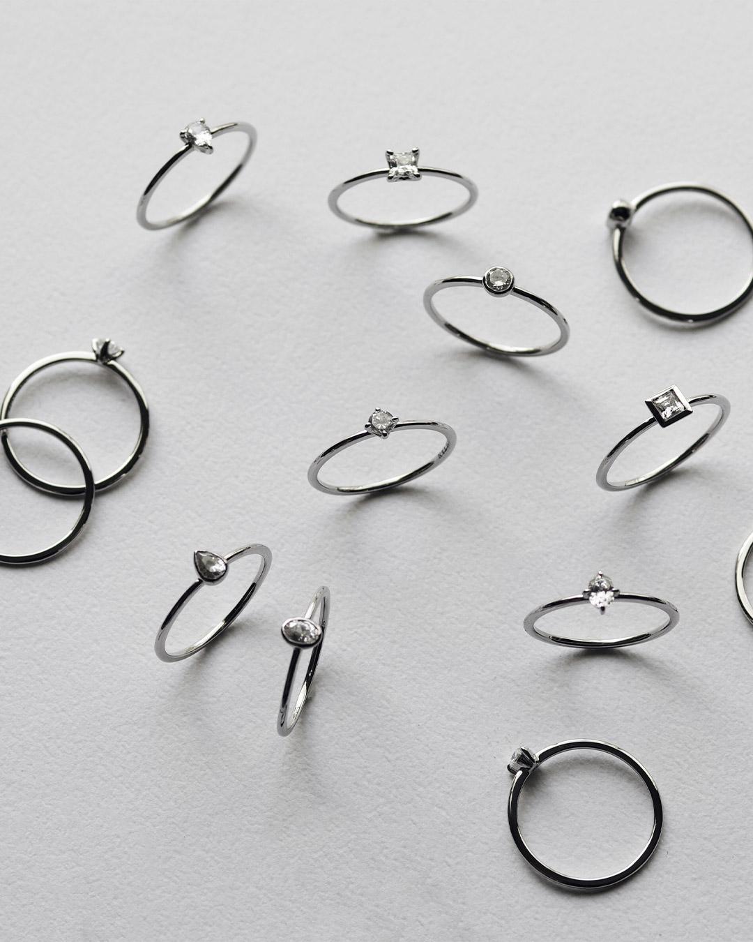 高品質でリーズナブルな婚約指輪