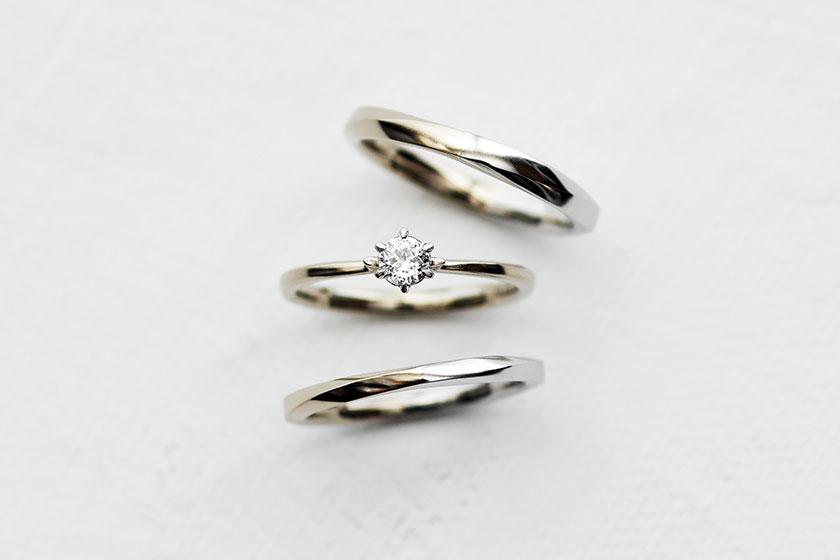 結婚指輪と婚約指輪がお得に買えるセットリングプラン