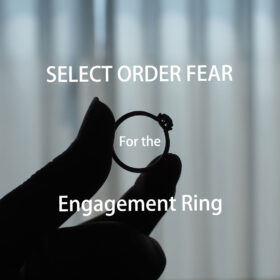 ゴールデンウィーク限定の婚約指輪(エンゲージリング)のフェア