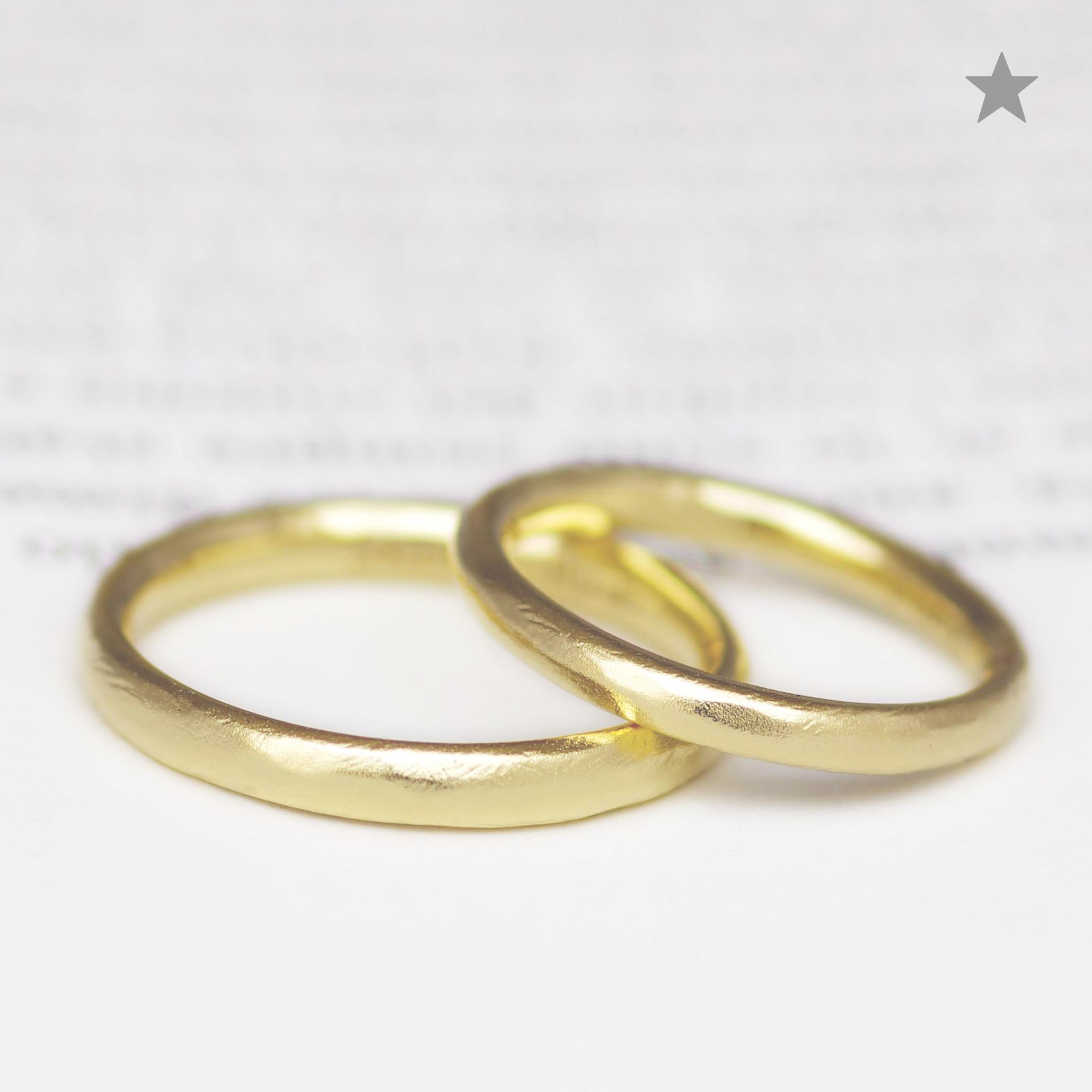 手作りWAXスタンダードコース/結婚指輪