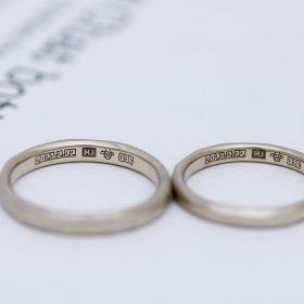 新潟の結婚指輪